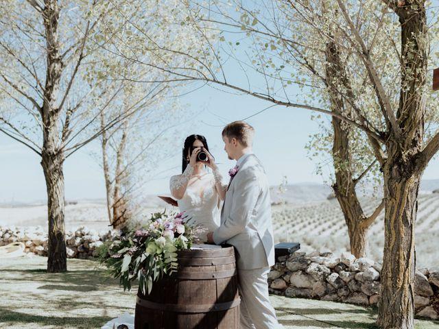 La boda de Daniel y Noelia en Alhama De Granada, Granada 103