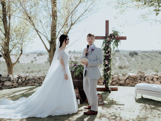 La boda de Daniel y Noelia en Alhama De Granada, Granada 104