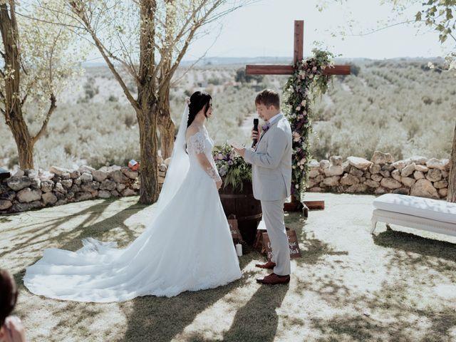 La boda de Daniel y Noelia en Alhama De Granada, Granada 105
