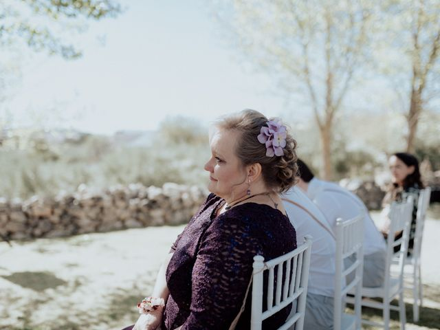 La boda de Daniel y Noelia en Alhama De Granada, Granada 106