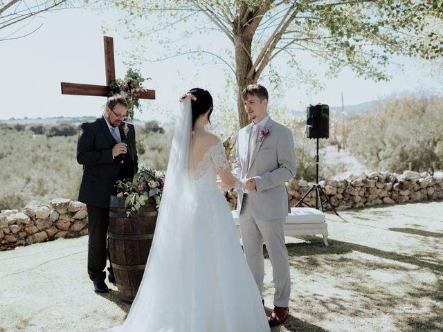 La boda de Daniel y Noelia en Alhama De Granada, Granada 107