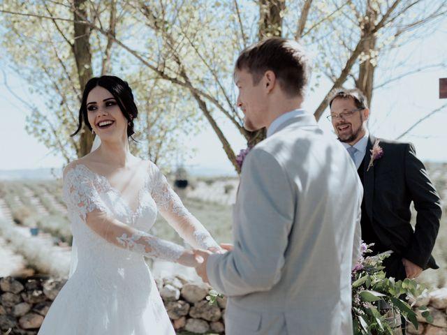La boda de Daniel y Noelia en Alhama De Granada, Granada 110