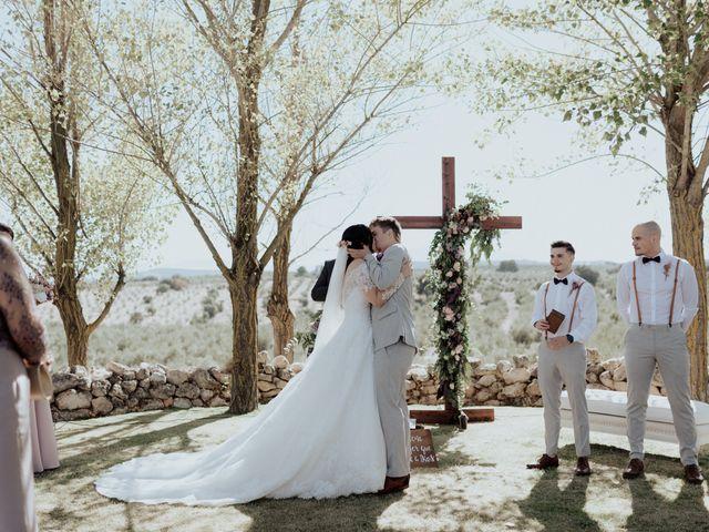 La boda de Daniel y Noelia en Alhama De Granada, Granada 111