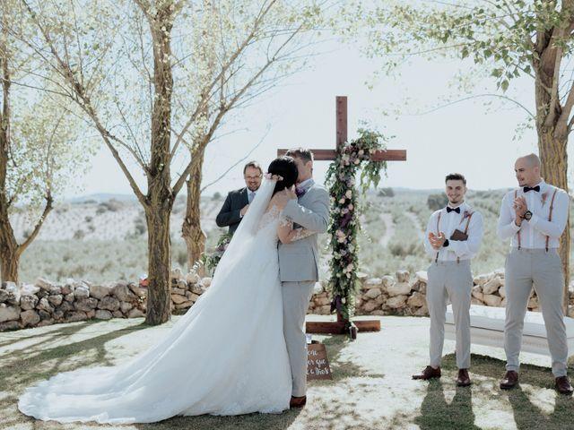 La boda de Daniel y Noelia en Alhama De Granada, Granada 112
