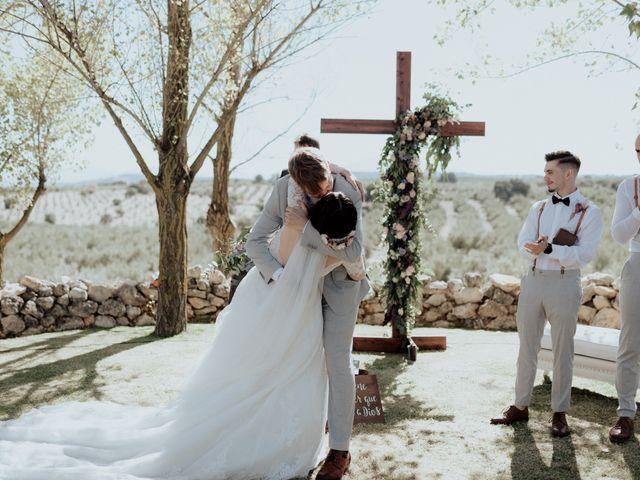 La boda de Daniel y Noelia en Alhama De Granada, Granada 114