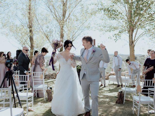 La boda de Daniel y Noelia en Alhama De Granada, Granada 115