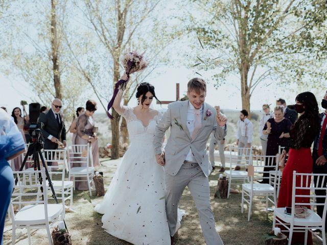 La boda de Daniel y Noelia en Alhama De Granada, Granada 117