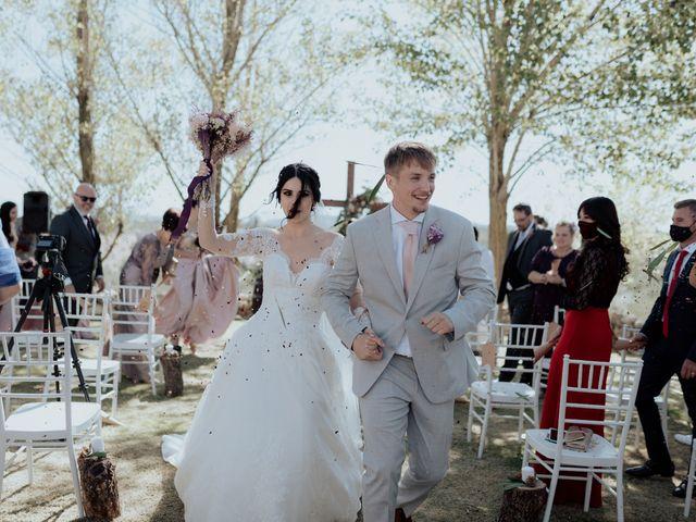 La boda de Daniel y Noelia en Alhama De Granada, Granada 119