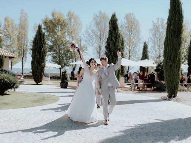 La boda de Daniel y Noelia en Alhama De Granada, Granada 121