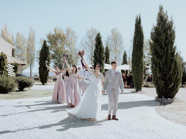 La boda de Daniel y Noelia en Alhama De Granada, Granada 134