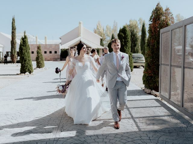 La boda de Daniel y Noelia en Alhama De Granada, Granada 122