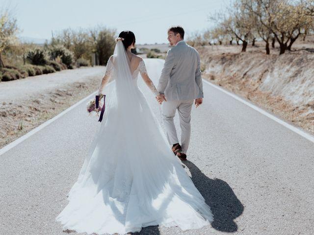 La boda de Daniel y Noelia en Alhama De Granada, Granada 124