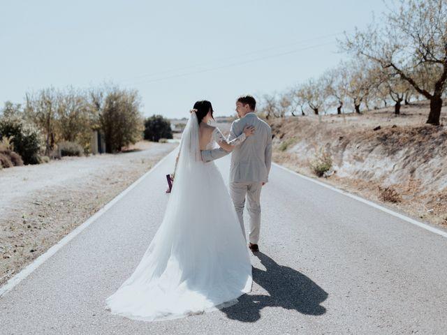 La boda de Daniel y Noelia en Alhama De Granada, Granada 125