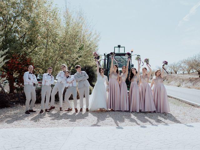 La boda de Daniel y Noelia en Alhama De Granada, Granada 128
