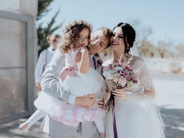 La boda de Daniel y Noelia en Alhama De Granada, Granada 130