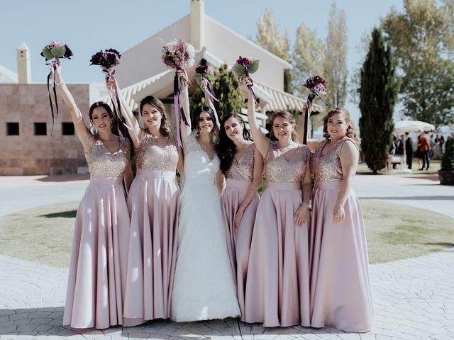 La boda de Daniel y Noelia en Alhama De Granada, Granada 132
