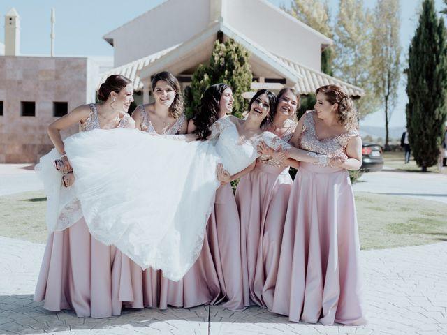 La boda de Daniel y Noelia en Alhama De Granada, Granada 133
