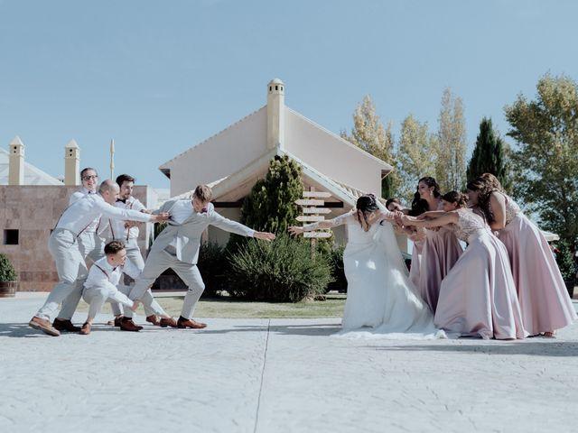 La boda de Daniel y Noelia en Alhama De Granada, Granada 135