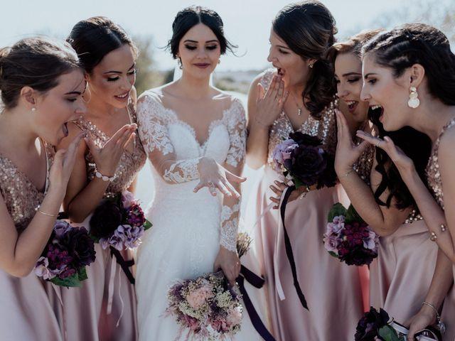 La boda de Daniel y Noelia en Alhama De Granada, Granada 140