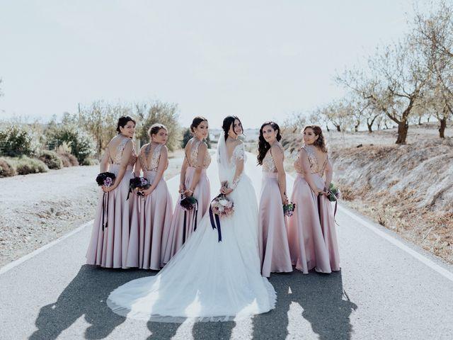 La boda de Daniel y Noelia en Alhama De Granada, Granada 147
