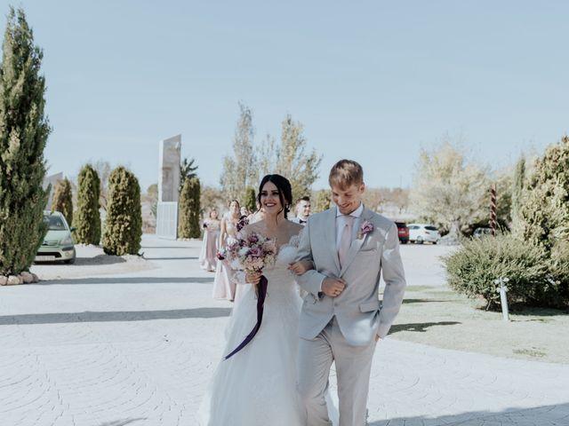 La boda de Daniel y Noelia en Alhama De Granada, Granada 152