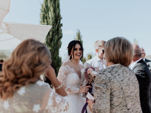 La boda de Daniel y Noelia en Alhama De Granada, Granada 153