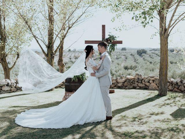 La boda de Daniel y Noelia en Alhama De Granada, Granada 156