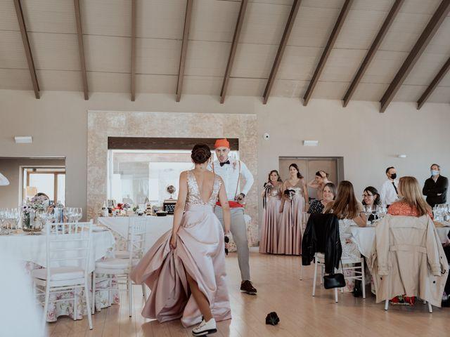 La boda de Daniel y Noelia en Alhama De Granada, Granada 166