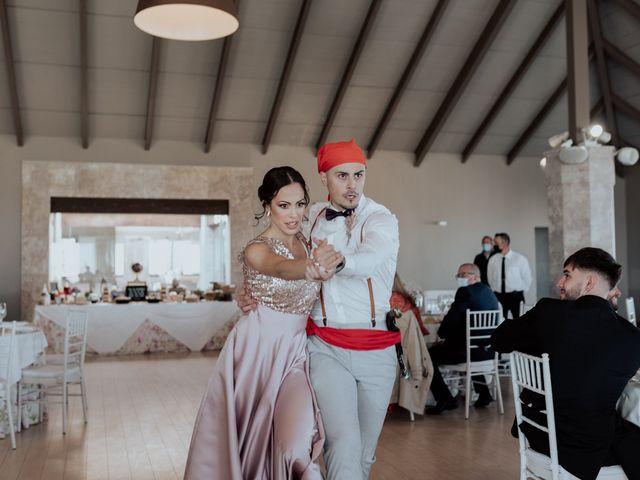 La boda de Daniel y Noelia en Alhama De Granada, Granada 167
