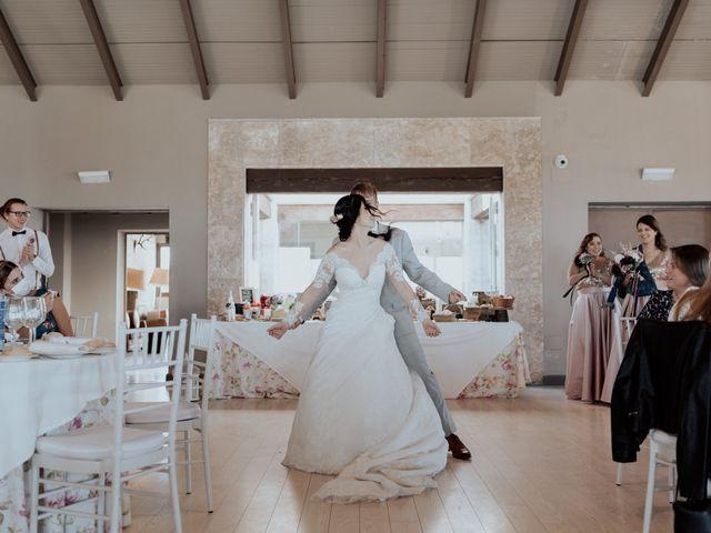 La boda de Daniel y Noelia en Alhama De Granada, Granada 171