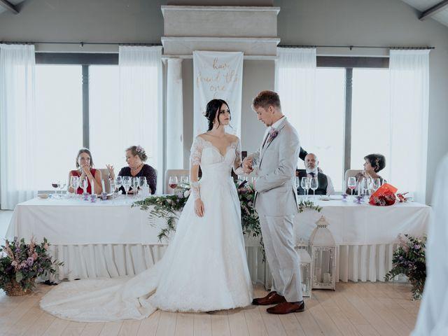 La boda de Daniel y Noelia en Alhama De Granada, Granada 182
