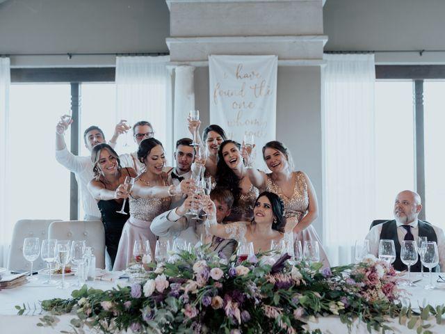 La boda de Daniel y Noelia en Alhama De Granada, Granada 190