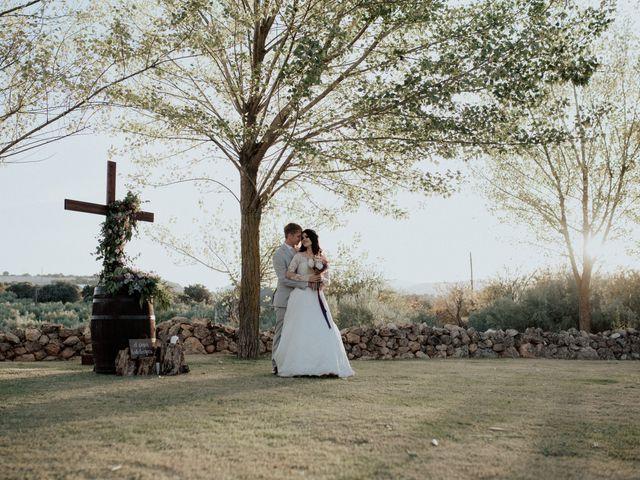 La boda de Daniel y Noelia en Alhama De Granada, Granada 198