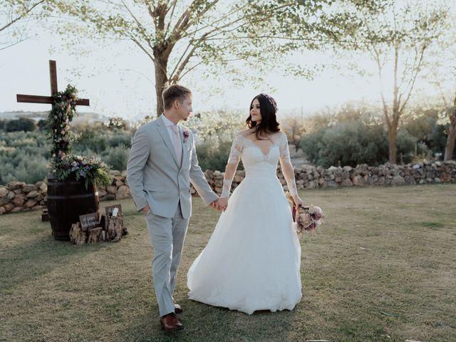 La boda de Daniel y Noelia en Alhama De Granada, Granada 200