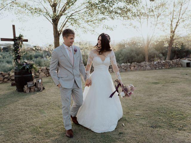 La boda de Daniel y Noelia en Alhama De Granada, Granada 201