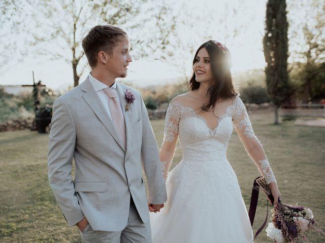 La boda de Daniel y Noelia en Alhama De Granada, Granada 203