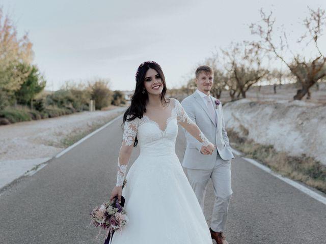 La boda de Daniel y Noelia en Alhama De Granada, Granada 205