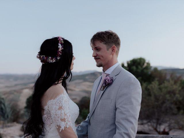 La boda de Daniel y Noelia en Alhama De Granada, Granada 207