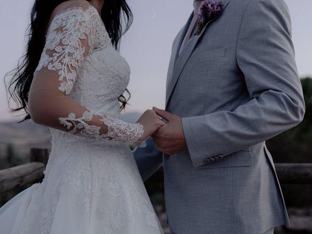 La boda de Daniel y Noelia en Alhama De Granada, Granada 208