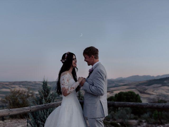 La boda de Daniel y Noelia en Alhama De Granada, Granada 209