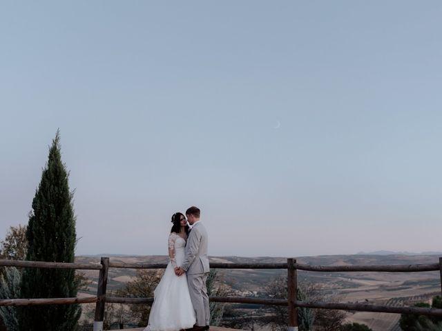 La boda de Daniel y Noelia en Alhama De Granada, Granada 210
