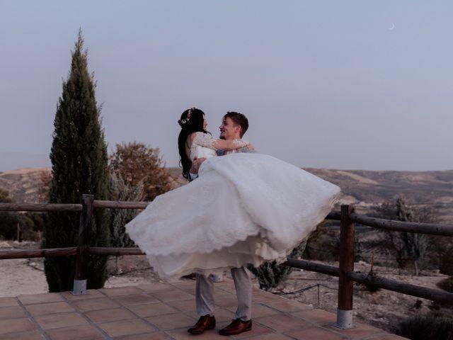 La boda de Daniel y Noelia en Alhama De Granada, Granada 217
