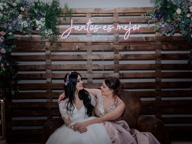 La boda de Daniel y Noelia en Granada, Granada 223