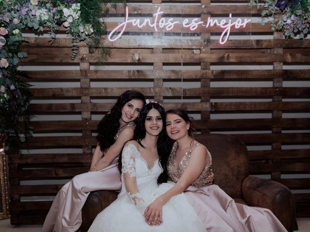 La boda de Daniel y Noelia en Granada, Granada 224