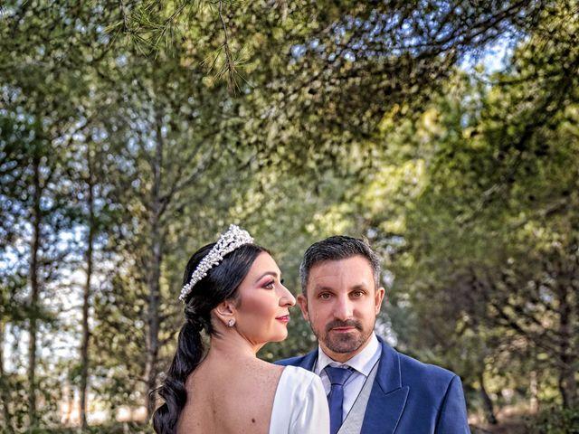 La boda de Francisco y Maria José en Nerja, Málaga 30