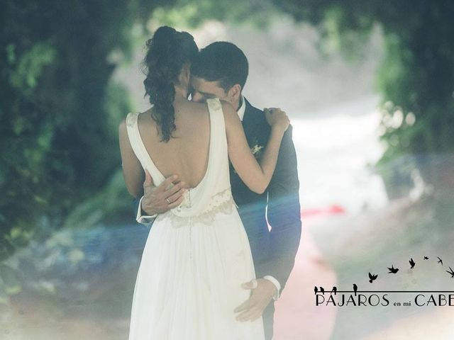 La boda de Jorge y Antia en O Carballiño, Orense 1