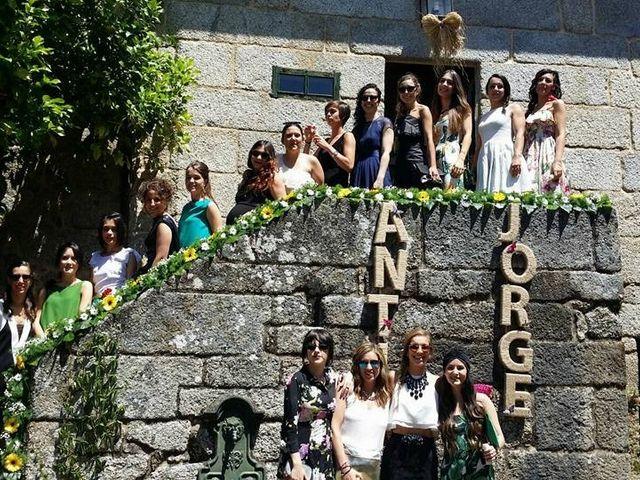La boda de Jorge y Antia en O Carballiño, Orense 2
