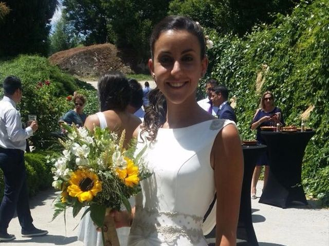 La boda de Jorge y Antia en O Carballiño, Orense 7