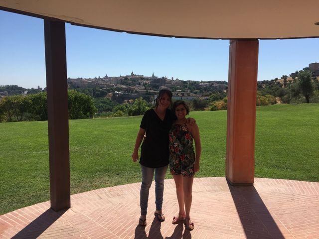 La boda de Ariel  y Noemí  en Malpica De Tajo, Toledo 1