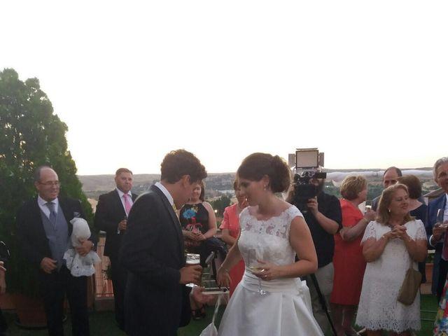 La boda de Ariel  y Noemí  en Malpica De Tajo, Toledo 4